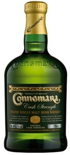Connemara Irish Whiskey Cask Strength 750ml